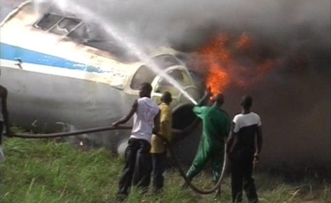 Congo : Aviation à hauts risques