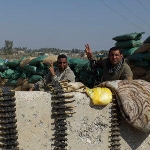 IRAK face à l'Etat Islamique