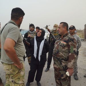 IRAK: Falloujah libérée