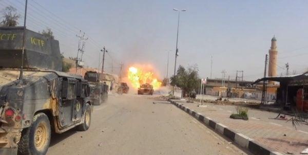 Irak la guerre en direct