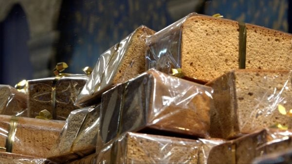 Le pain d'épices en Alsace