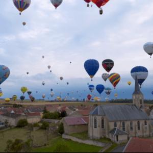Mondial Air Ballons, les instants suspendus