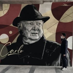 CARLO, Passion Président